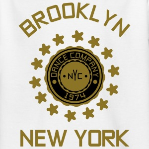 Brooklyn - New York T-Shirts - Kinder T-Shirt