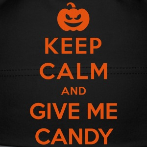 Keep Calm Give Me Candy - Funny Halloween Babylue - Babys lue