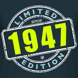 LIMITED EDITION SINCE 1947 T-Shirts - Männer T-Shirt