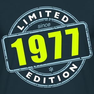 LIMITED EDITION SINCE 1977 T-Shirts - Männer T-Shirt