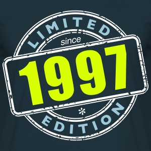 LIMITED EDITION SINCE 1997 T-Shirts - Männer T-Shirt