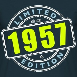 LIMITED EDITION SINCE 1957 T-Shirts - Männer T-Shirt