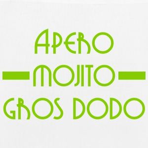 Apero  Mojito Gros dodo Bags & Backpacks - EarthPositive Tote Bag