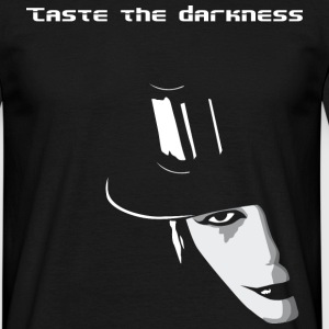 Taste the Darkness T-Shirts - Männer T-Shirt