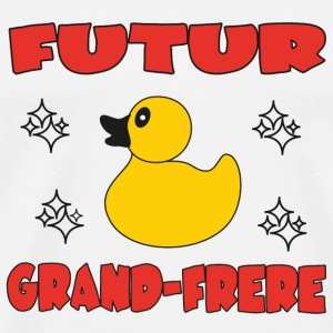 Futur grand-frere T-Shirts - Men's Premium T-Shirt