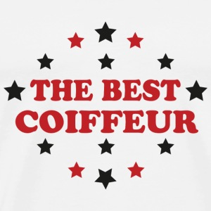 The best coiffeur Tee shirts - T-shirt Premium Homme