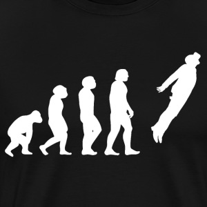 Virtual Reality Evolution T-Shirts - Männer Premium T-Shirt