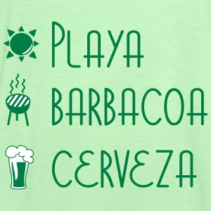 Playa Barbacoa Cerveza Tops - Frauen Tank Top von Bella