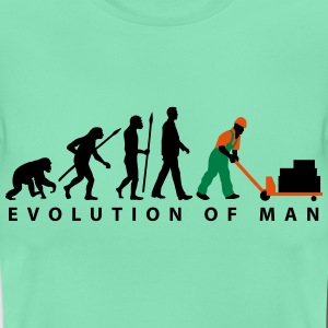 evolution_lagerist_hubwagen_09_201601_3c T-Shirts - Frauen T-Shirt