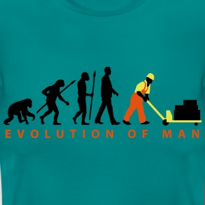 evolution_lagerist_hubwagen_09_201602_3c T-Shirts - Frauen T-Shirt