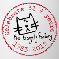 Design ~ bogely factory anniversary mug