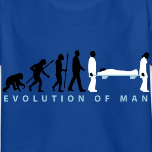 evolution_sanitaeter_09_201603_3c T-Shirts - Kinder T-Shirt