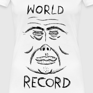 World Record Womens Tshirt - Women's Premium T-Shirt