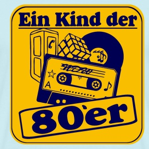 Ein Kind der 80er Retro Party Shirt - Männer T-Shirt