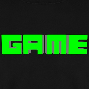 game 3d Hoodies & Sweatshirts - Men's Sweatshirt