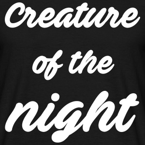 Creature of the night Tee shirts - T-shirt Homme