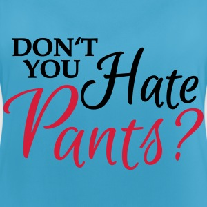 Don't you hate pants? Abbigliamento sportivo - Top da donna traspirante