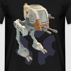 Starwars AT-ST Tee shirts - T-shirt Homme