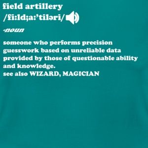 Field Artillery - Women's T-Shirt