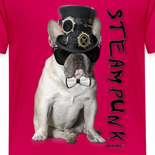 Steampunk Bulldogge
