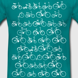 Passion bicycle T-Shirts - Men's T-Shirt