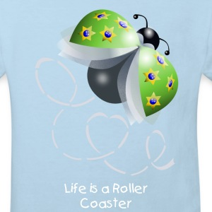 Lady Bug 3 - Kinder Bio-T-Shirt