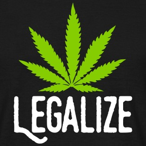 legalize T-Shirts - Men's T-Shirt