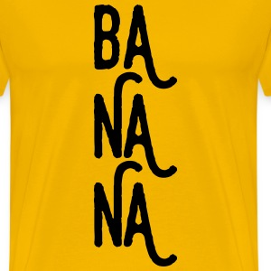 banana T-Shirts - Men's Premium T-Shirt