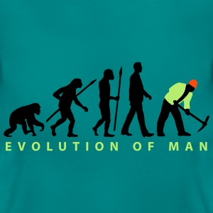 evolution_bauarbeiter_09_2016_b_3c T-Shirts - Frauen T-Shirt