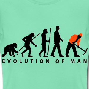 evolution_bauarbeiter_09_2016_a_2c T-Shirts - Frauen T-Shirt