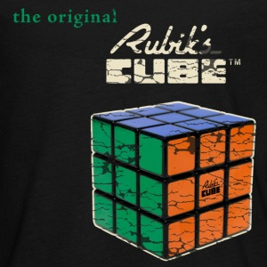Rubik's Cube The Original - Teenagers' Premium Longsleeve Shirt