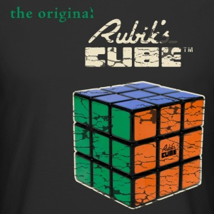 Rubik's Cube The Original - Mannen Urban longshirt