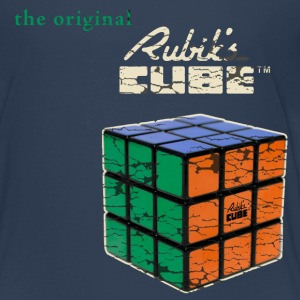 Rubik's Cube The Original - Premium T-skjorte for barn