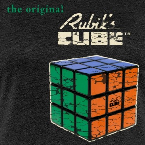 Rubik's Cube The Original - T-shirt Premium Femme