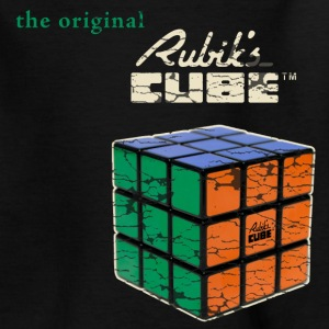 Rubik's Cube The Original - Teenage T-shirt
