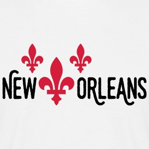 new orleans T-shirts - T-shirt herr
