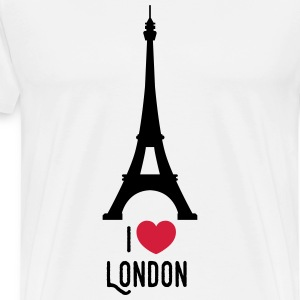 london T-shirts - Premium-T-shirt herr