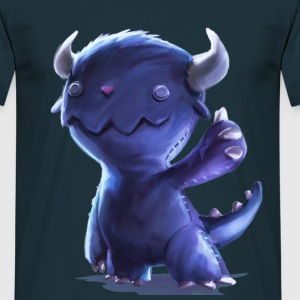 Dream Harvest Games Monster Mascot T-Shirts - Men's T-Shirt