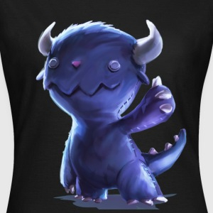 Dream Harvest Games Monster Mascot T-Shirts - Women's T-Shirt