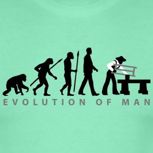 evolution_zimmermann_f_3c T-Shirts - Männer T-Shirt