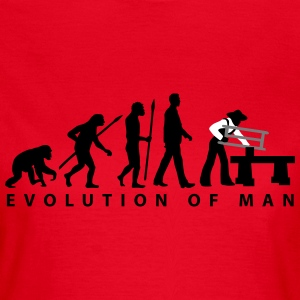 evolution_zimmermann_d_3c T-Shirts - Frauen T-Shirt