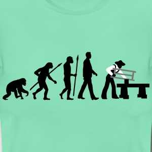 evolution_zimmermann_e_3c T-Shirts - Frauen T-Shirt