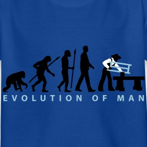 evolution_zimmermann_f_3c T-Shirts - Kinder T-Shirt