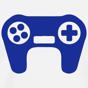 video game controller _901 T-Shirts - Männer Premium T-Shirt