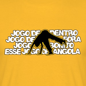 Jogo do dentro T-Shirts - Men's T-Shirt