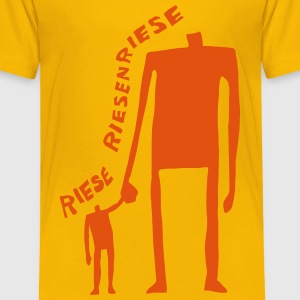 RiesenRiese (kids) - Kinder Premium T-Shirt
