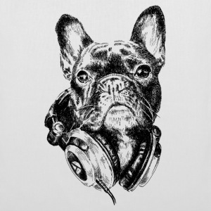 DJ Frenchie Bags & Backpacks - Tote Bag