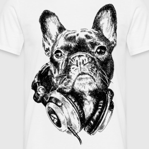 DJ Frenchie T-Shirts - Men's T-Shirt