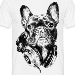 DJ Frenchie T-skjorter - T-skjorte for menn