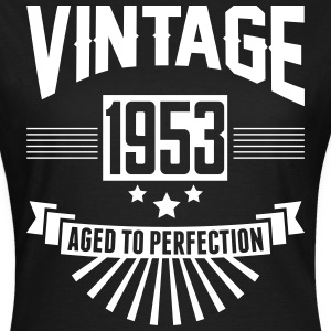 VINTAGE 1953 - Aged To Perfection  T-Shirts - Women's T-Shirt